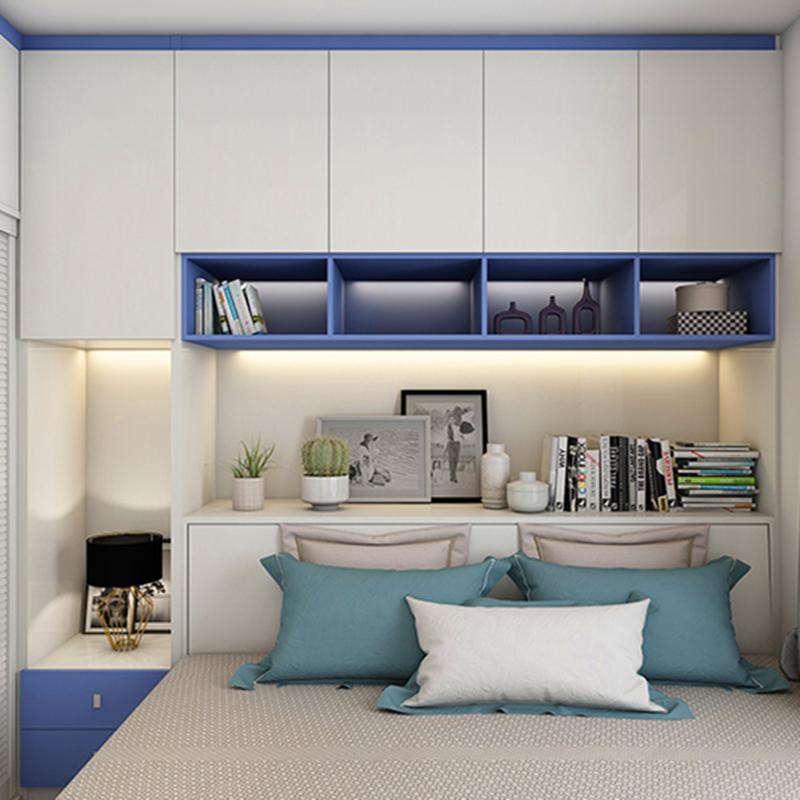 好板材智造好家具,苍鸟全屋家具定制卧室榻榻米衣柜组合22㎡套餐13999元