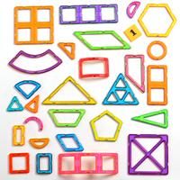 Магнитные блоки из чистого магнитного материала мужской Детские квадратные наклейки один Штучка в сборе магнитная детские Развивающие игрушки