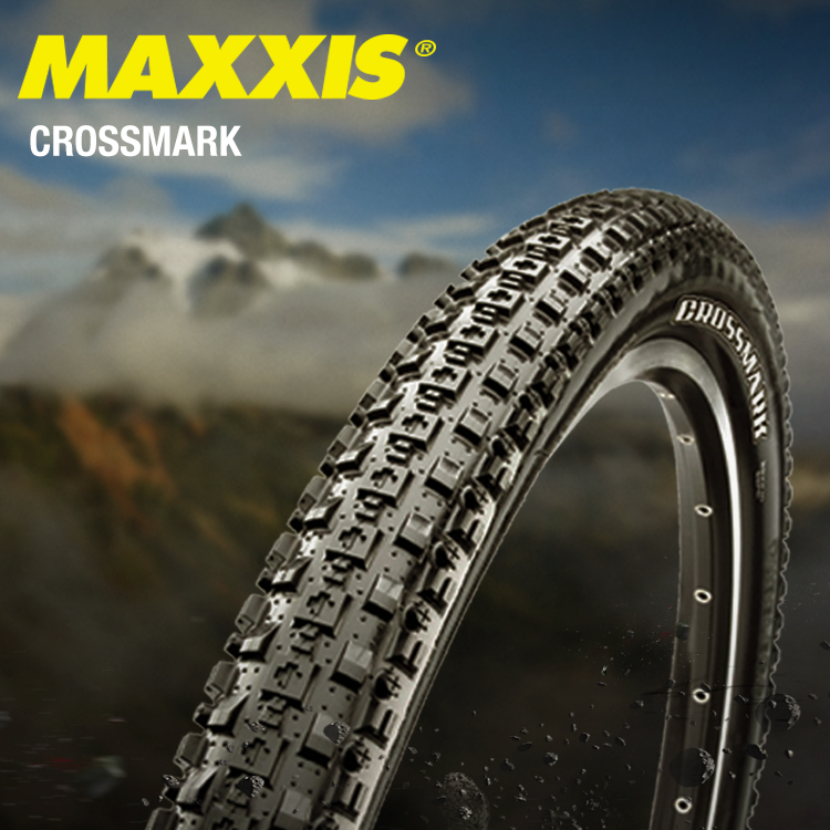 Maggies Mtb Tire Maxxis Crossmark Bicycle Tire 26 Inch 27 5 Inch