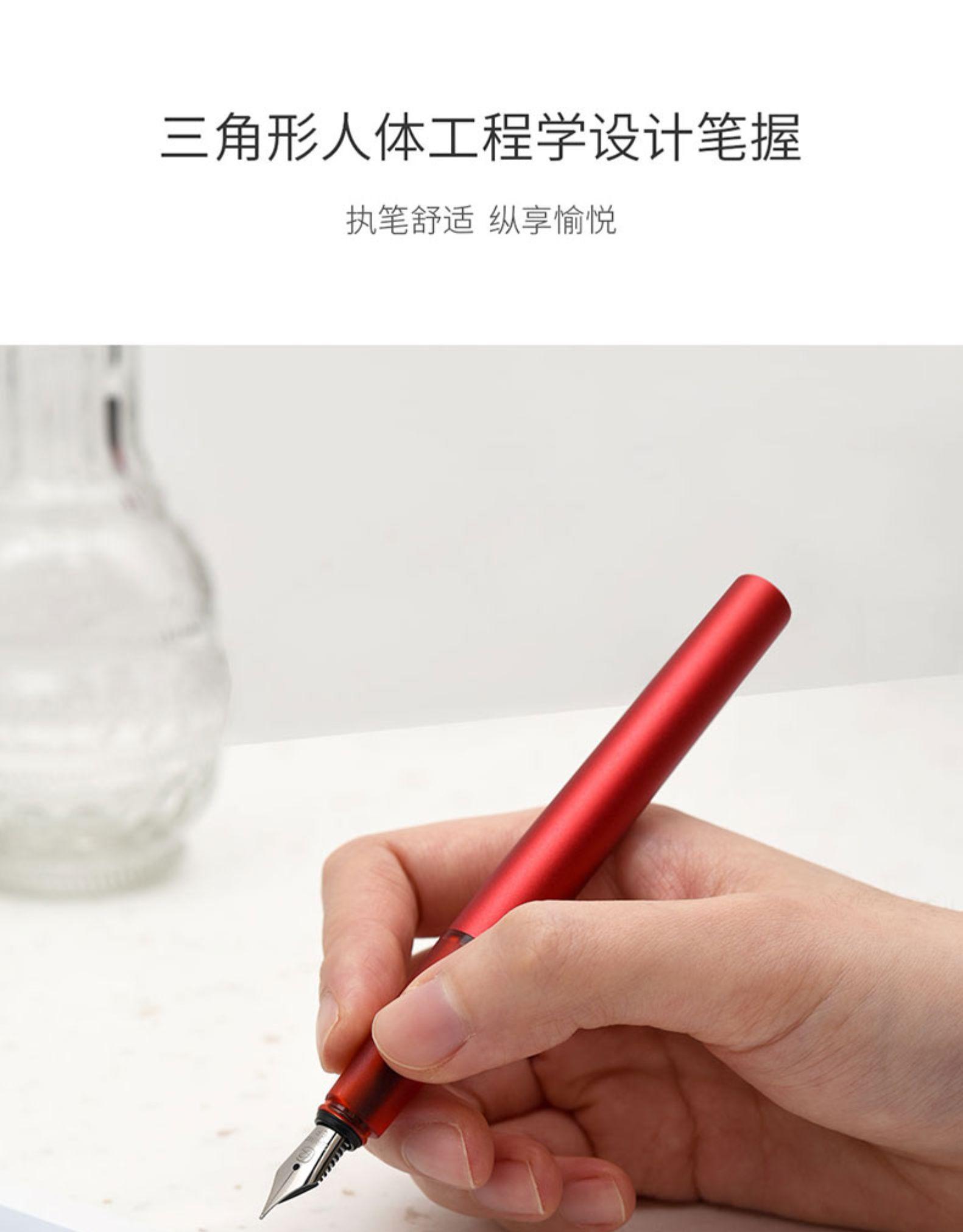 KACO钢笔男士高档 金属钢笔礼盒