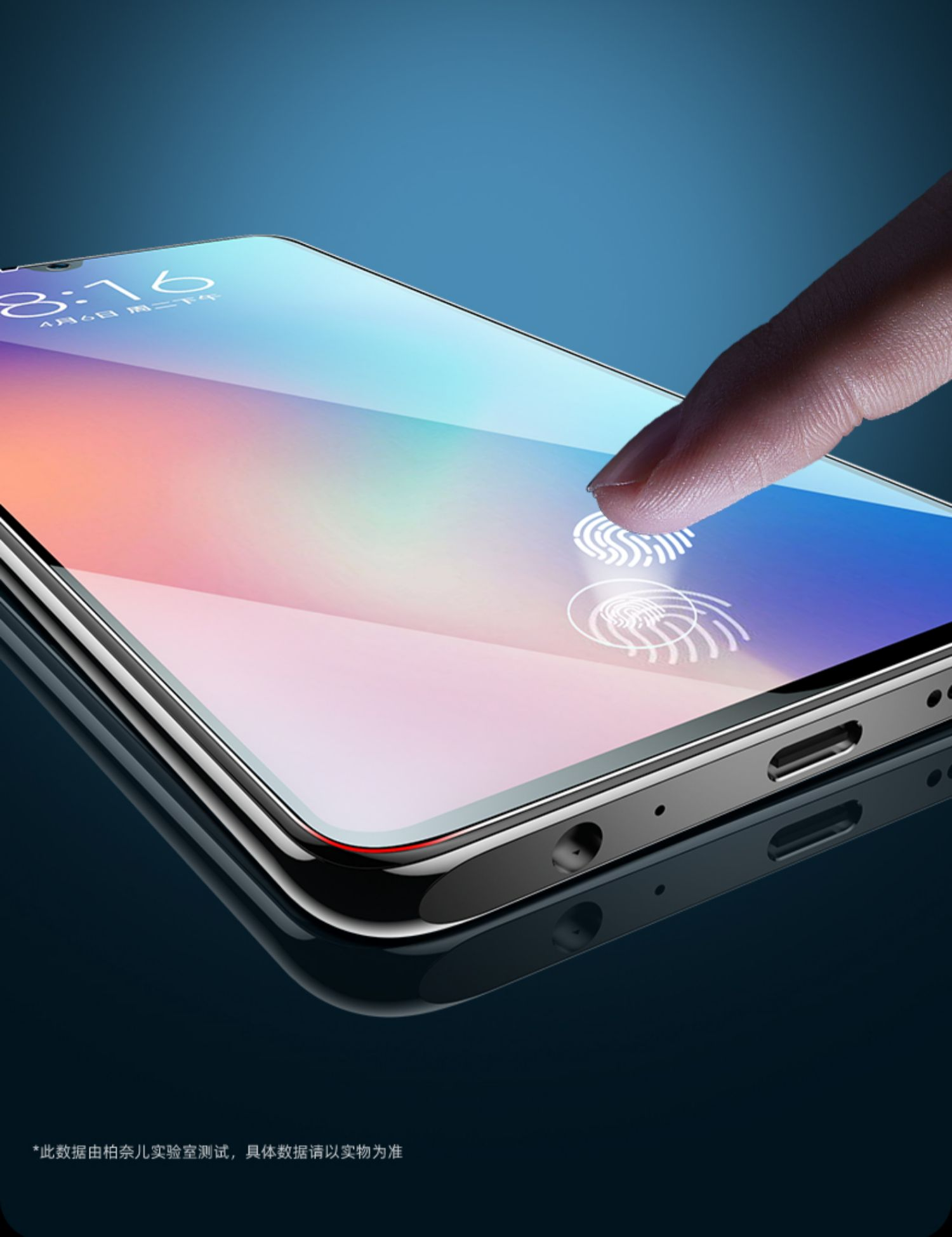 适用小米8钢化膜9se手机11ultra全屏10s红米note7note8pro青春k30k40k20十cc9a至尊mix2s纪念6x版redmi3保护i