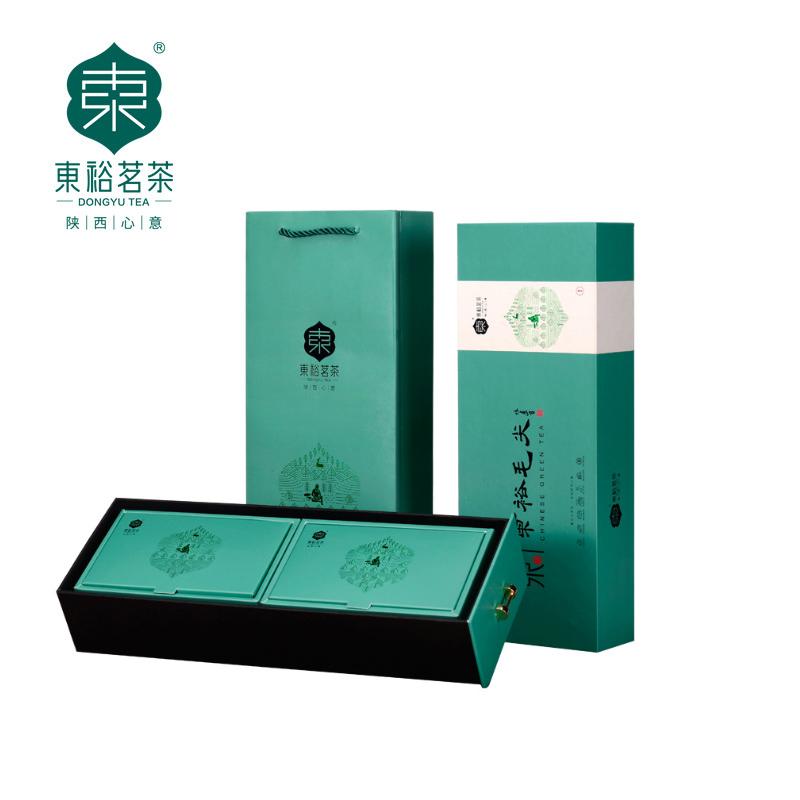 【东裕茗茶】84g毛尖抽拉礼盒