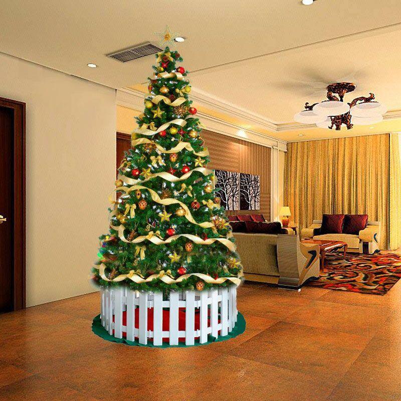 圣诞树套餐1.5米1.8米加密豪华带灯装