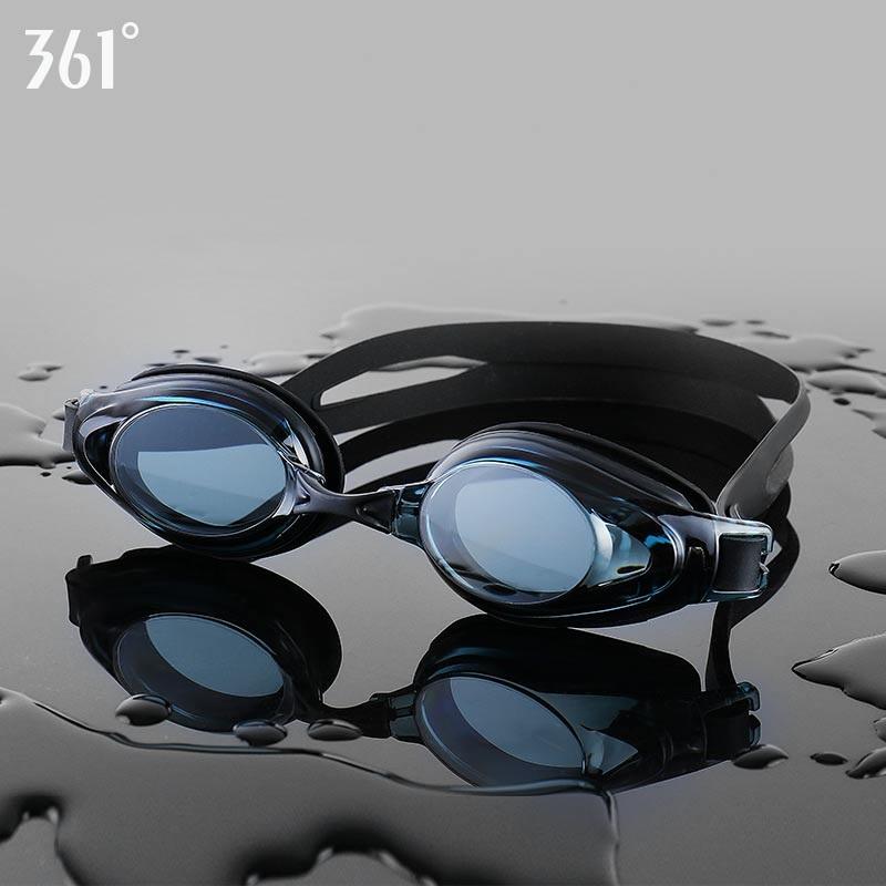 361度泳镜男高清防雾防水泳帽女士近视套装成人专业游泳眼镜装备