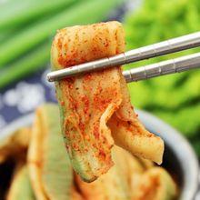 五香麻辣萝卜干下饭菜腌萝卜条