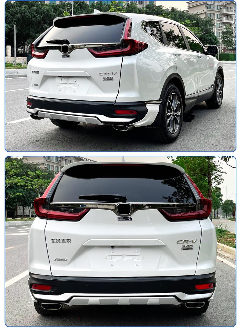 Ốp cản trước sau Ốp hai bên hông Honda CRV 2021 - ảnh 14