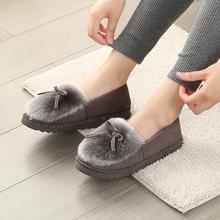 【小甜瓜】秋冬季保暖豆豆鞋35-40码
