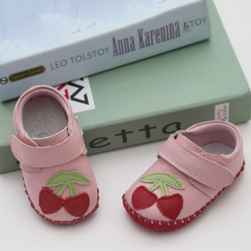 Pink Cherry Soft Bottom [single Shoes]