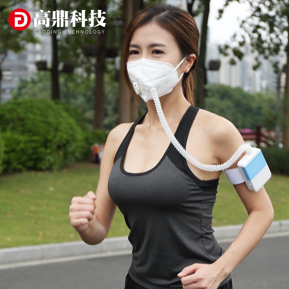 我买过 HEPA滤网 电动口罩 不会满是唾沫味