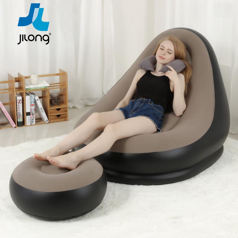 Счастливый дракон бездельник диван случайный газированный диван стул милый творческий один полдень остальные стул складные шезлонг