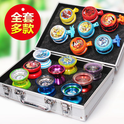 Yoyo Audi Double Diamond Fire Teenage King Yoyo Children's Back Roop V Friendly SEsser