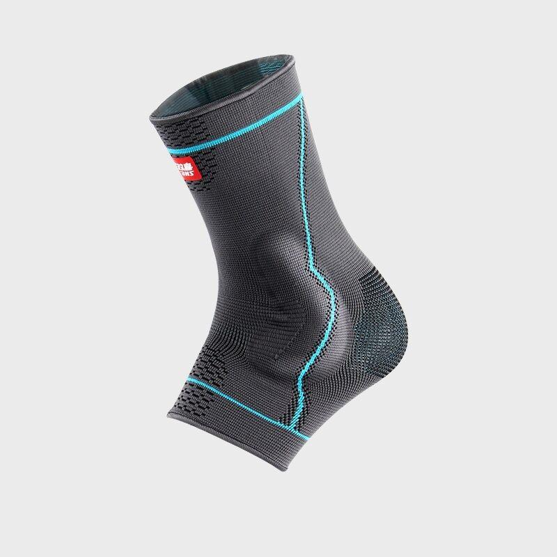 【红双喜】运动扭伤恢复硅胶针织护踝