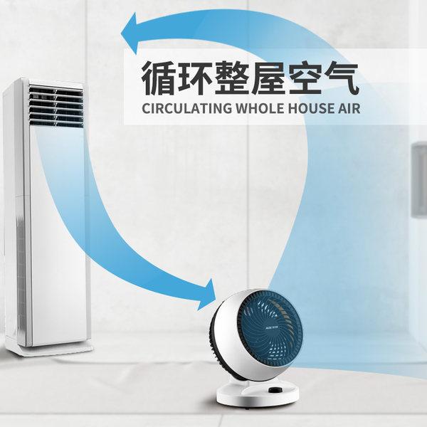 奥克斯 AC-R1 空气循环扇 天猫优惠券折后¥99包邮(¥159-60)
