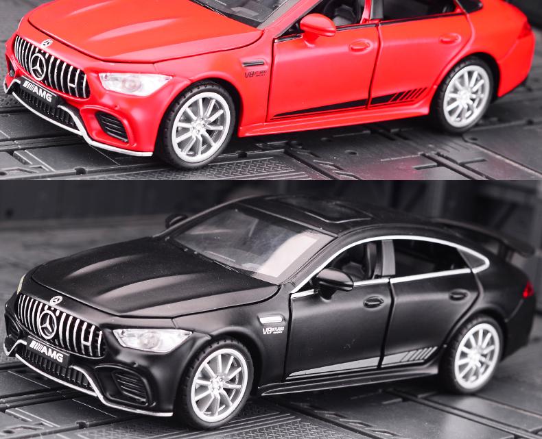 Xe mô hình Mercedes-Benz GT63 tỉ lệ 1:32 - ảnh 9