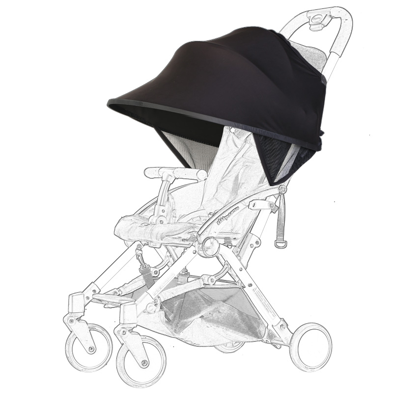 Strollers Accessories Upgraded Sunshade For Baby Stroller Universal Type Parasol Sunscreen Cover For Stroller Cart Accessories Mother & Kids