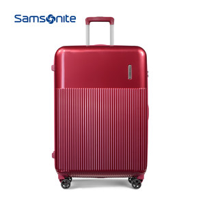 Samsonite/新秀丽拉杆箱箱包旅行箱 密码行李箱硬箱男女28寸 DK7