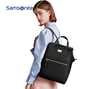 Samsonite/新秀丽时尚休闲双肩包大容量都市男女背包大中号 BT5