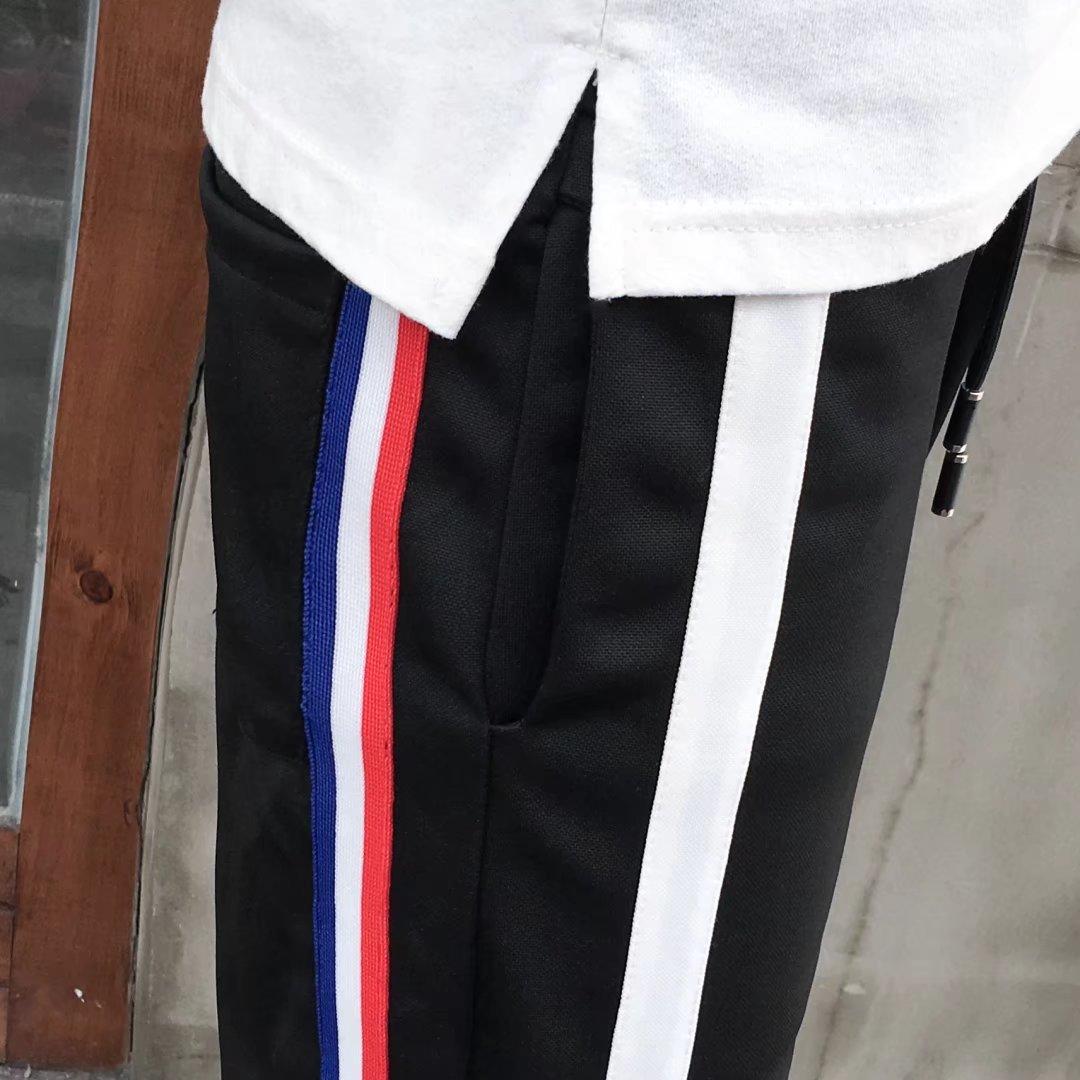 Mùa xuân và mùa hè mới quần âu nam chín quần Hàn Quốc phiên bản của Slim sinh viên thể thao quần chân thanh niên quần triều