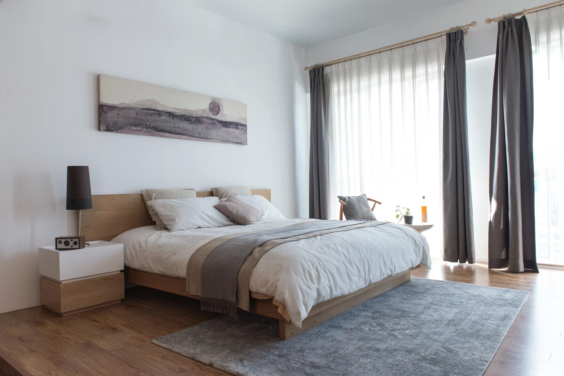 想要好睡眠,卧室窗帘选择有技巧
