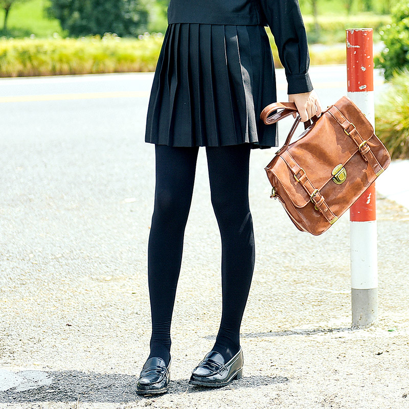 ff7751015 USD 24.13  Students wear black pantyhose spring and autumn and ...