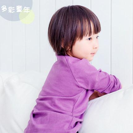 鲁东 莱卡春季儿童卫衣