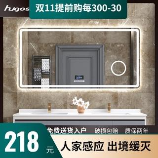 Умный зеркало сенсорный экран led ванная комната зеркало настенный ванная комната ванная комната мойте руки между противотуманные свет bluetooth составить, цена 3380 руб