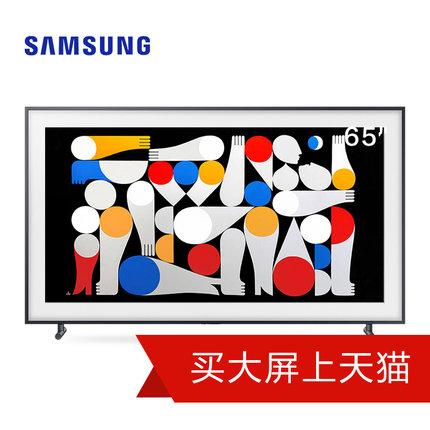 Samsung/三星 UA65LS003AJXXZ65��4k智能Frame超高清液晶平板电视