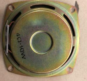 10W 4R 喇叭 4欧姆/10瓦 3寸 带孔 扬声器 喇叭