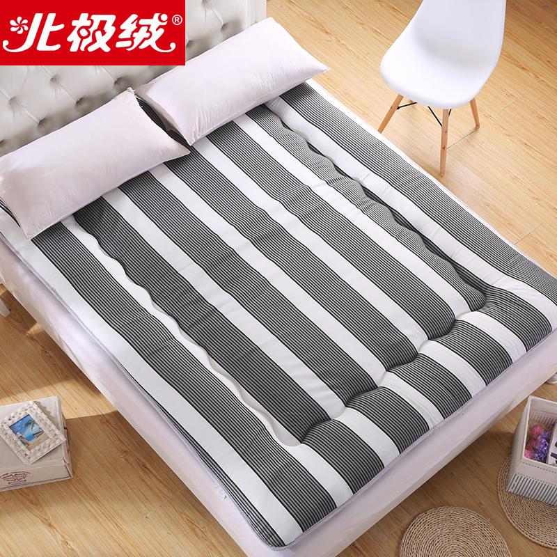 Nệm 1.8 m giường nệm 1.5 m đôi mat bộ đồ giường ký túc xá sinh viên duy nhất 0.9 m 1.2 m miếng bọt biển tatami