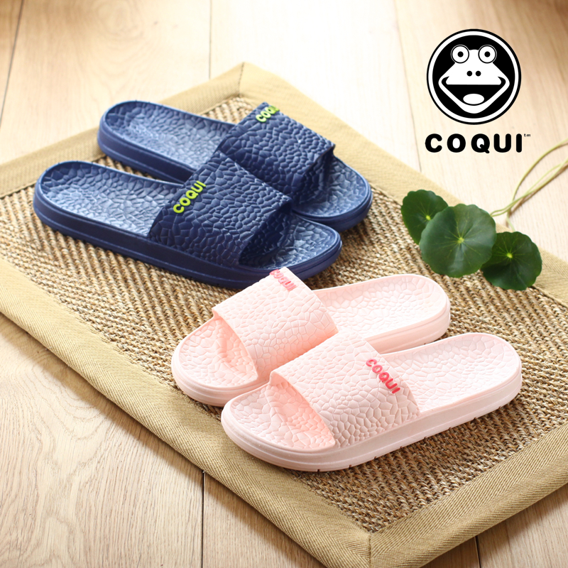 346580ee75db Bathroom slippers pregnant women non-slip bottom Home couple cool slippers  soft thick floor green slippers male summer wear