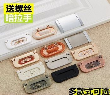 Children's dormitory accessories cabinet handle furniture handle creative kitchen door hardware drawer handle kitchen desk