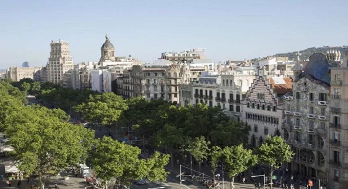 在欧洲物价最低的西班牙变身购物