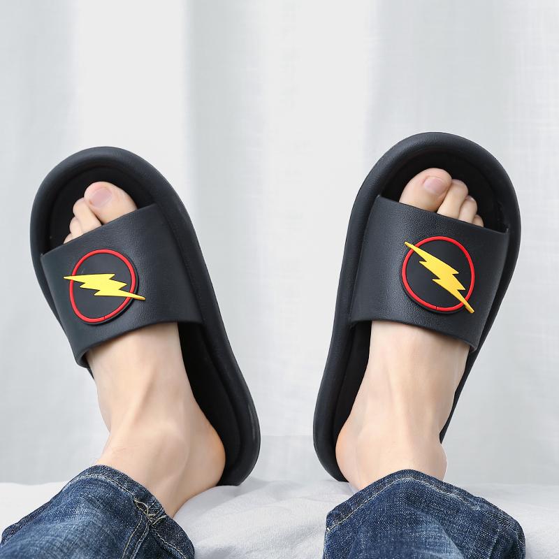 拖鞋男夏时尚外穿个性室外2020新款情侣沙滩凉拖潮流韩版网红凉鞋