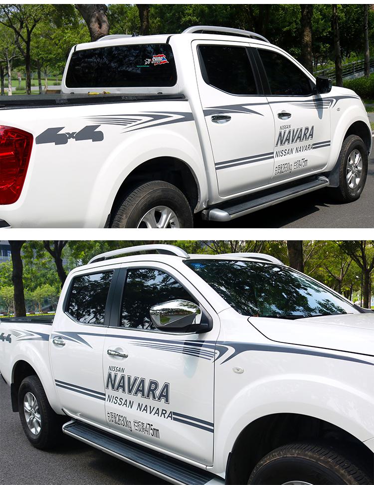 Team xe Nissan Navarra - ảnh 5