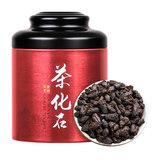 【帝新】茶化石普洱茶罐装100g  券后7.9元包邮