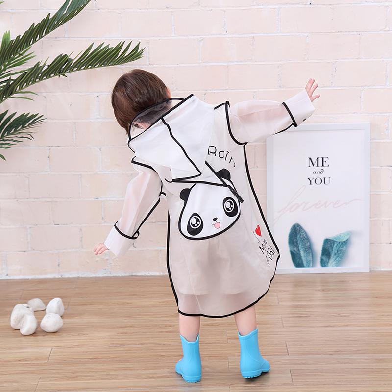 宝宝雨衣雨鞋套装小童儿童雨衣轻薄夏女童幼儿园男童婴儿1-2岁2-3