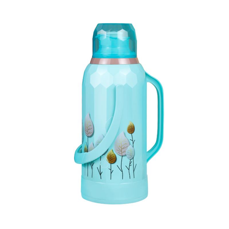 沃米家用热水瓶大号暖壶暖瓶开∏水瓶学生用宿舍用保温水壶3.2L/8磅