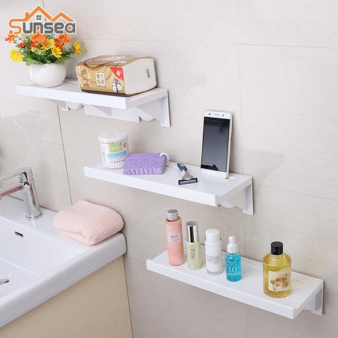 卫生间置物架 壁挂 免打孔