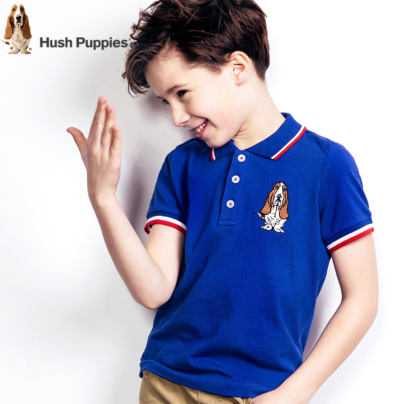 00b6f558c Source · USD 73 58 Hush Puppies brand children s clothing boys polo shirt