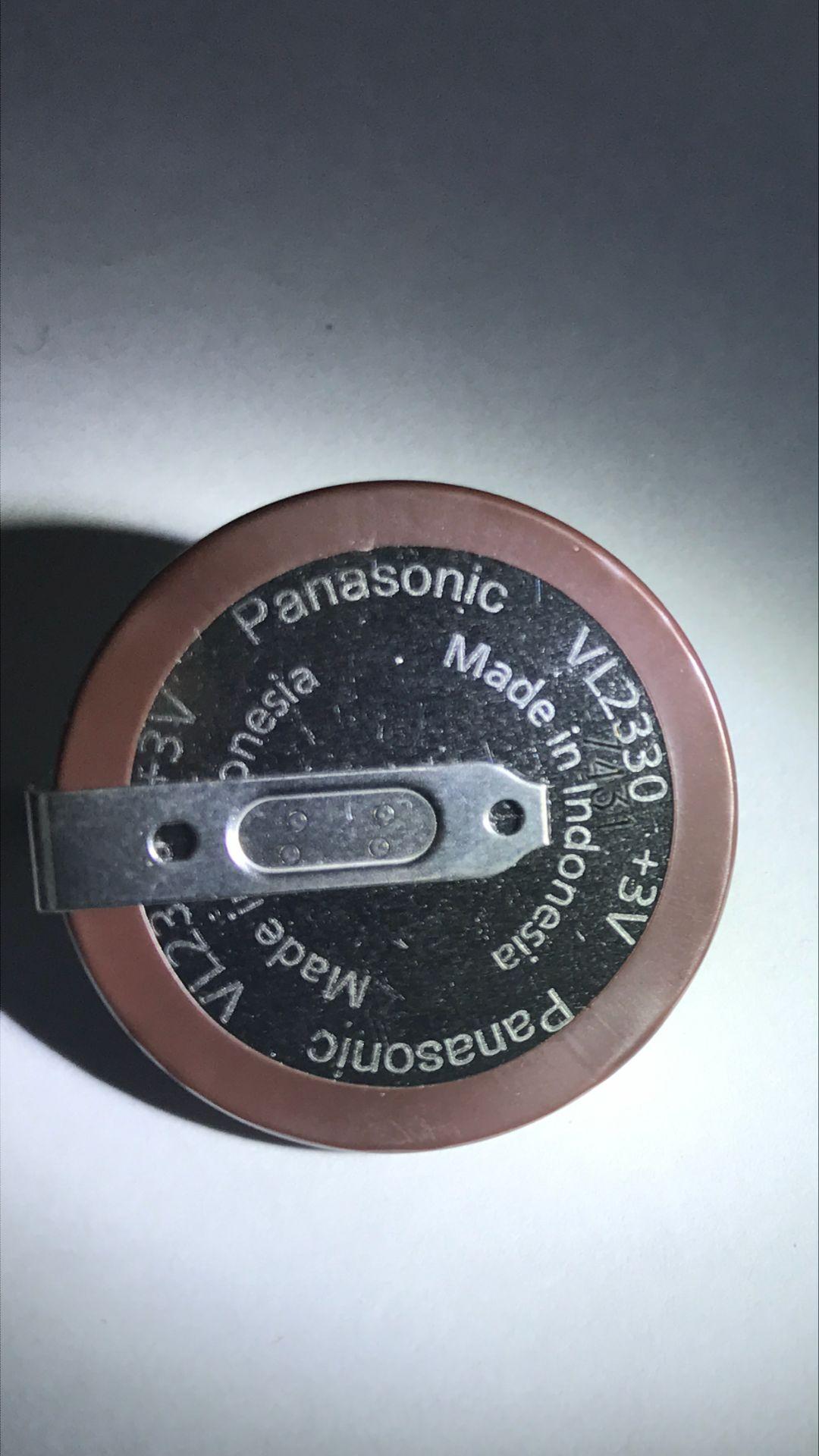 Батарейки-таблетки Matsushita  Panasoni/VL2330/HFN ML2330