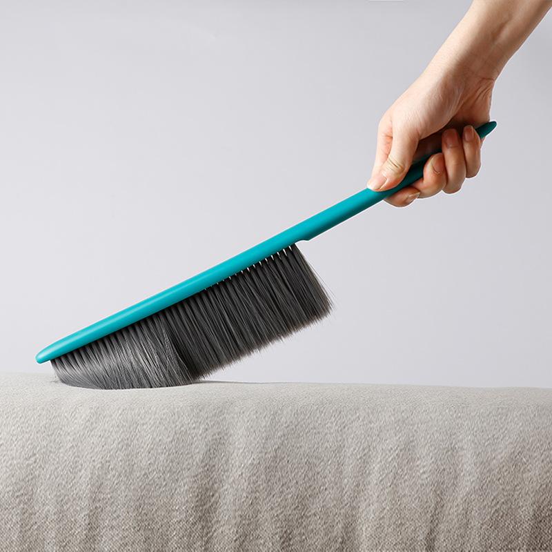 家用软毛扫床刷子长柄沙发扫铺刷笤帚床上除尘刷灰尘刷清洁刷床刷