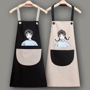 【超市15元一條】超實用防水防油圍裙