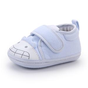 宝宝鞋子男女童0-1岁卡通秋季婴儿鞋软底防滑6-12个月宝宝学步鞋
