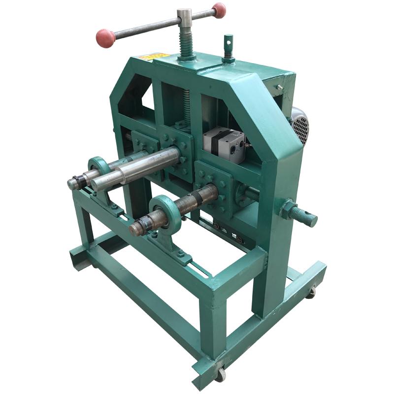 電動彎管機小型液壓折彎器多功能方管圓管76加重大棚鋼管折彎機