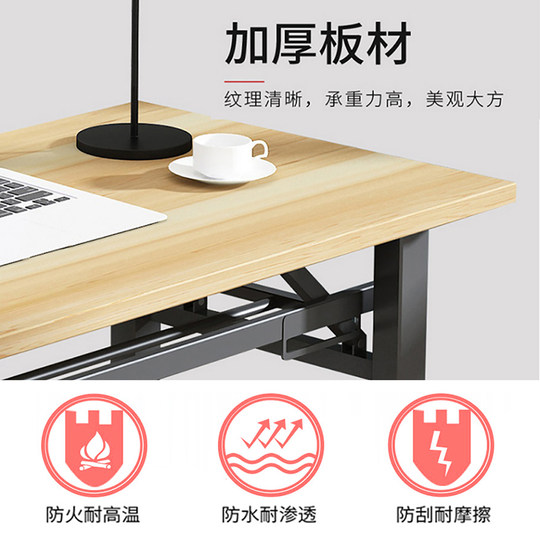 Computer table table-style bedroom folding simple simple desk office desk student dormitory writing table