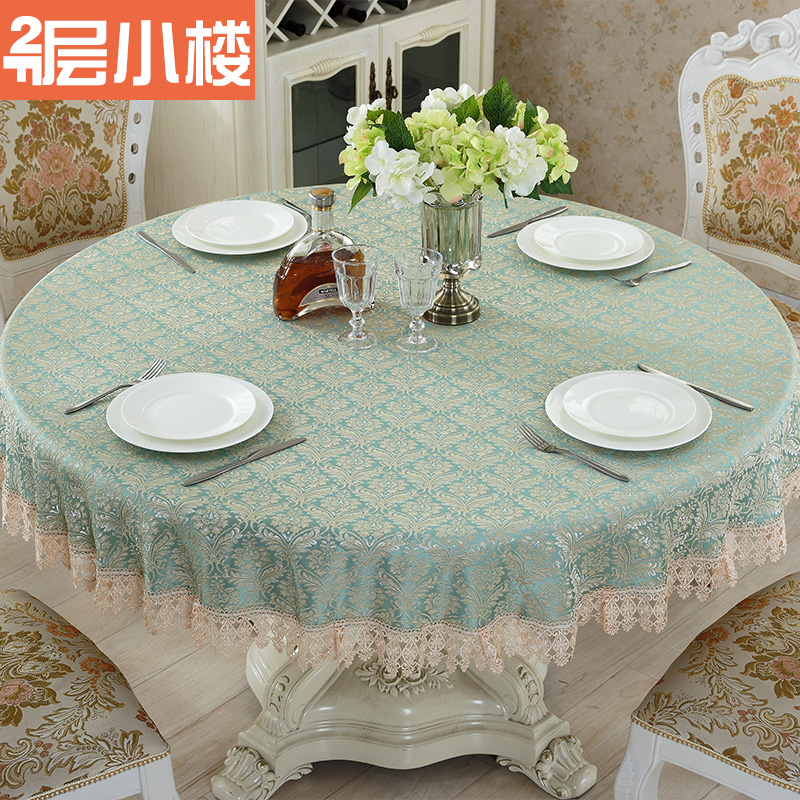 Small Round Table Cloths.Large Round Table Tablecloth Table Cloth Garden Jacquard Large Circular Tablecloth Cloth Home Living Room Tablecloth Small Round Table Cloth