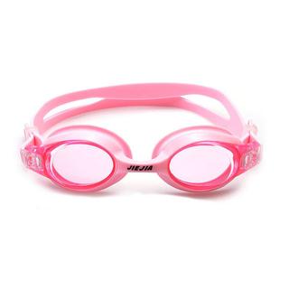 Плавательные очки,  Победа хорошо ребенок плавать зеркало с ручкой туман водонепроницаемый специальность плавать шоры очки, цена 369 руб