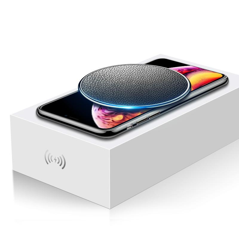 超雄苹果X无线充电器iphonexs专用车载8plus小米华为无限万能通用_领取10元天猫超市优惠券