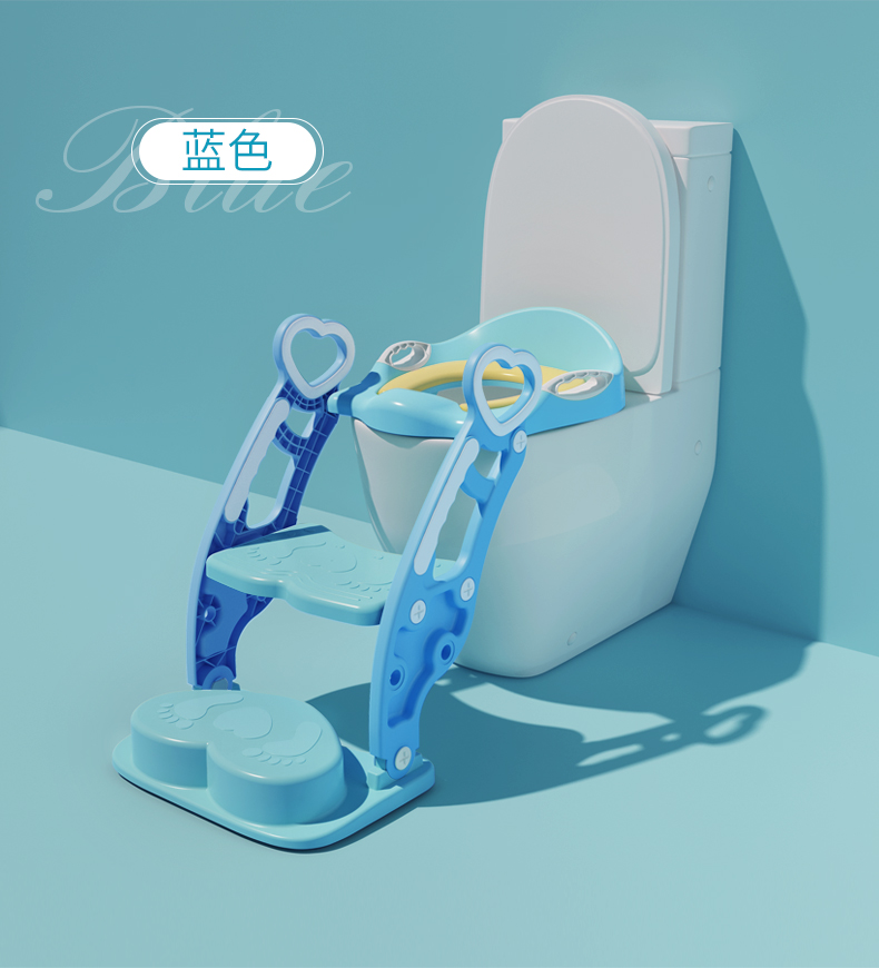 儿童坐便器马桶梯女楼梯式婴儿厕所座垫架盖小孩坐便圈垫男孩宝宝商品详情图