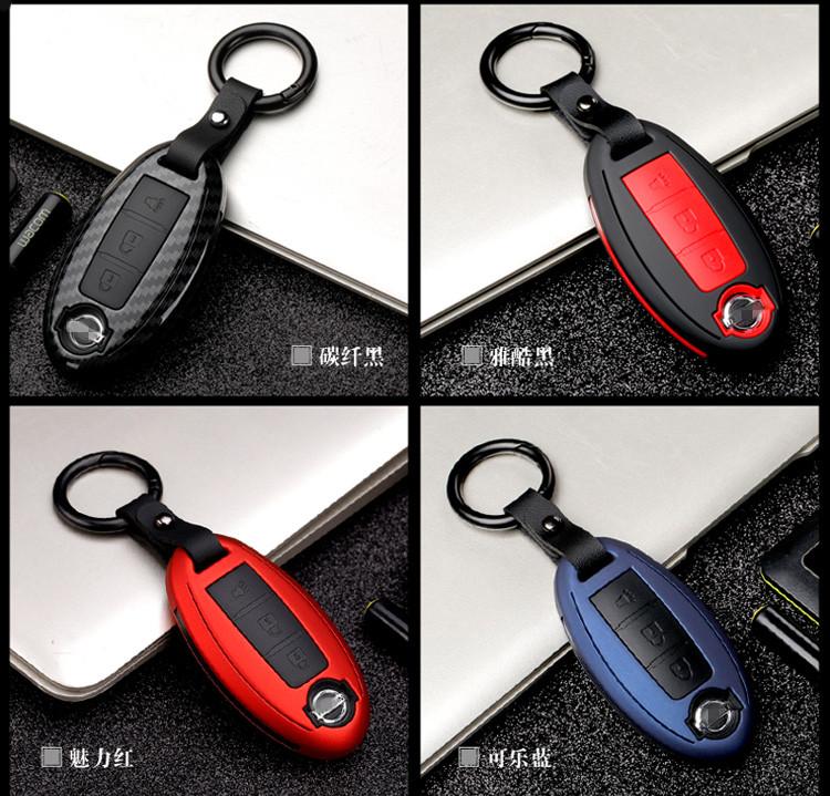Ốp chìa khóa Nissan X-trail - ảnh 14